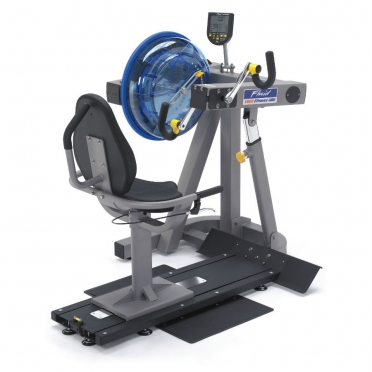 First Degree roeitrainer Fluid Rower E-820 UBE Evolution series